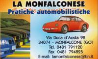 La Monfalconese - Pratiche Auto e Moto