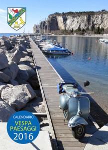 Calendario VespaPaesaggi 2016