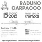 Vespa Raduno Carpacco 2013