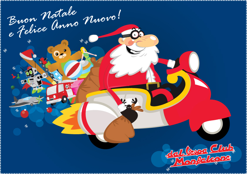 Vespa Club Monfalcone - Natale 2014
